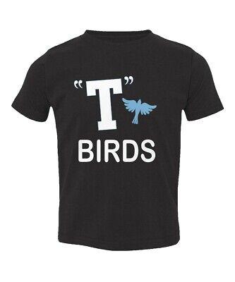 T Birds Gang Logo Costume Retro Kids Toddler T-Shirt