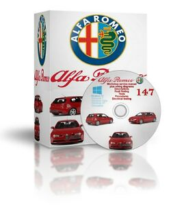 alfa romeo workshop manual ebay. Black Bedroom Furniture Sets. Home Design Ideas