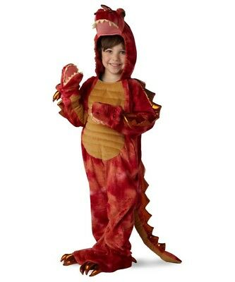 3 Headed Dragon Halloween Costume (Baby Toddler Hydra 3 Headed Dragon Halloween Costume 12-18M (Fits Large)