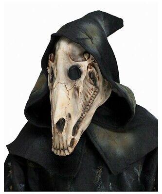 Fun World Horse Skull Latex Mask
