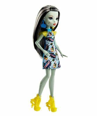 Mattel Monster High Frankie Stein Tochter von Frankenstein FJJ15 (Frankenstein Monster High)