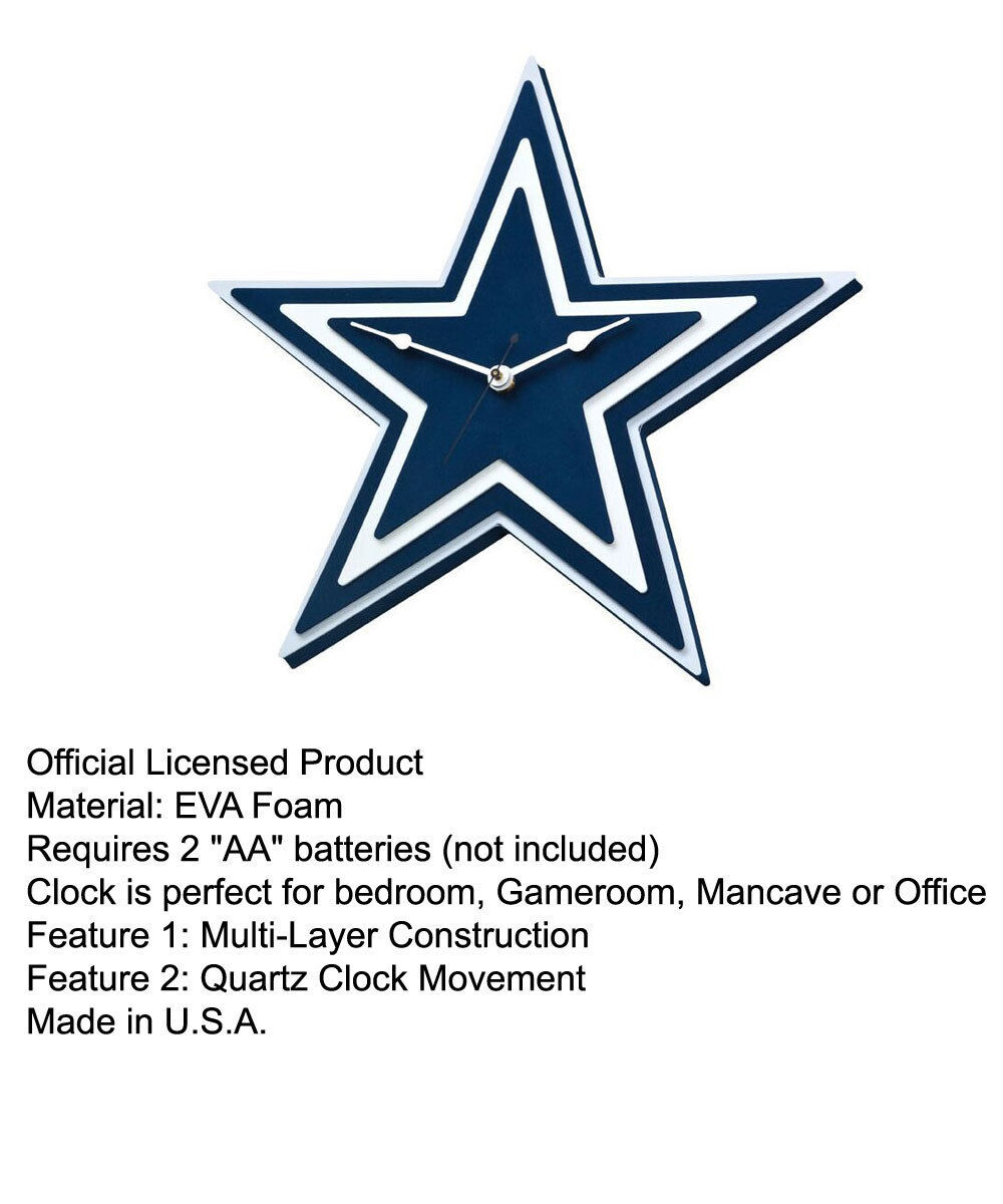 New NFL Dallas Cowboys Pick Your Gear / Automotive Accessories Official Licensed