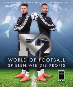 F2: World of Football von Jeremy Lynch und Billy Wingrove (2018, Taschenbuch) - Ober-Ramstadt, Deutschland - F2: World of Football von Jeremy Lynch und Billy Wingrove (2018, Taschenbuch) - Ober-Ramstadt, Deutschland