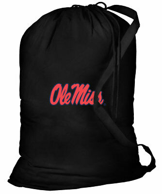University of Mississippi Laundry Bags Ole Miss Clothes Bag