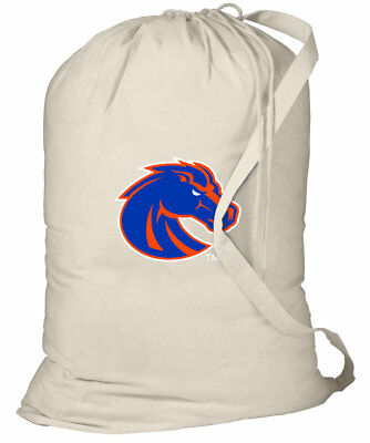 Boise State University Laundry Bags BEST Boise State Broncos Clothes Bag