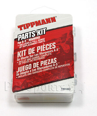 Tippmann A-5 Universal master parts kit paintball factory replacement Tippman a5 Master Parts Kit