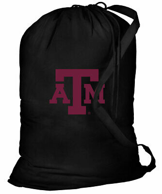 BEST GRADUATION GIFT! Texas A&M Aggies Laundry Bag BEST TAMU Laundry - Texas A&m Graduation
