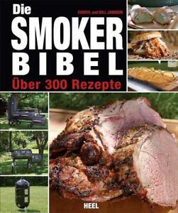 Die Smoker-Bibel Rezepte Smoken Hand-Buch Grillen Räuchern BBQ&Räuchern Fleisch*