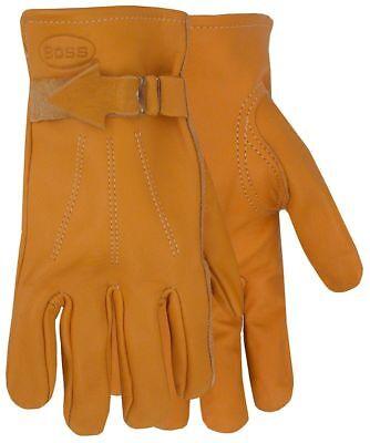 Small Premium Grain Leather Gloves