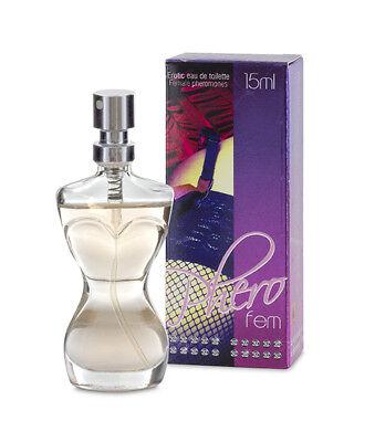 Pherofem Eau De Toilette ist ein Parfum mit Pheromonen für Frauen 15ml (Eau De Toilette Parfum Frauen)