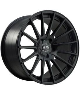 """OX OX110 Matte Black 19"""" 5 Stud Wheels Rims Castle Hill The Hills District Preview"""