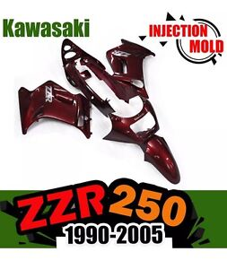 ZZR250 fairings Maddingley Moorabool Area Preview