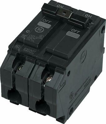 GE Q-Line 40, 50 and 60 Amp 2 in. Double-Pole Circuit Breaker