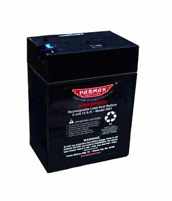 Parker Mccrory Mfg Company 901 6 Volt Replacement Battery