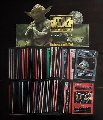 Star Wars CCG Reflections Bossk in Hound/'s Tooth FOIL NrMint-MINT SWCCG