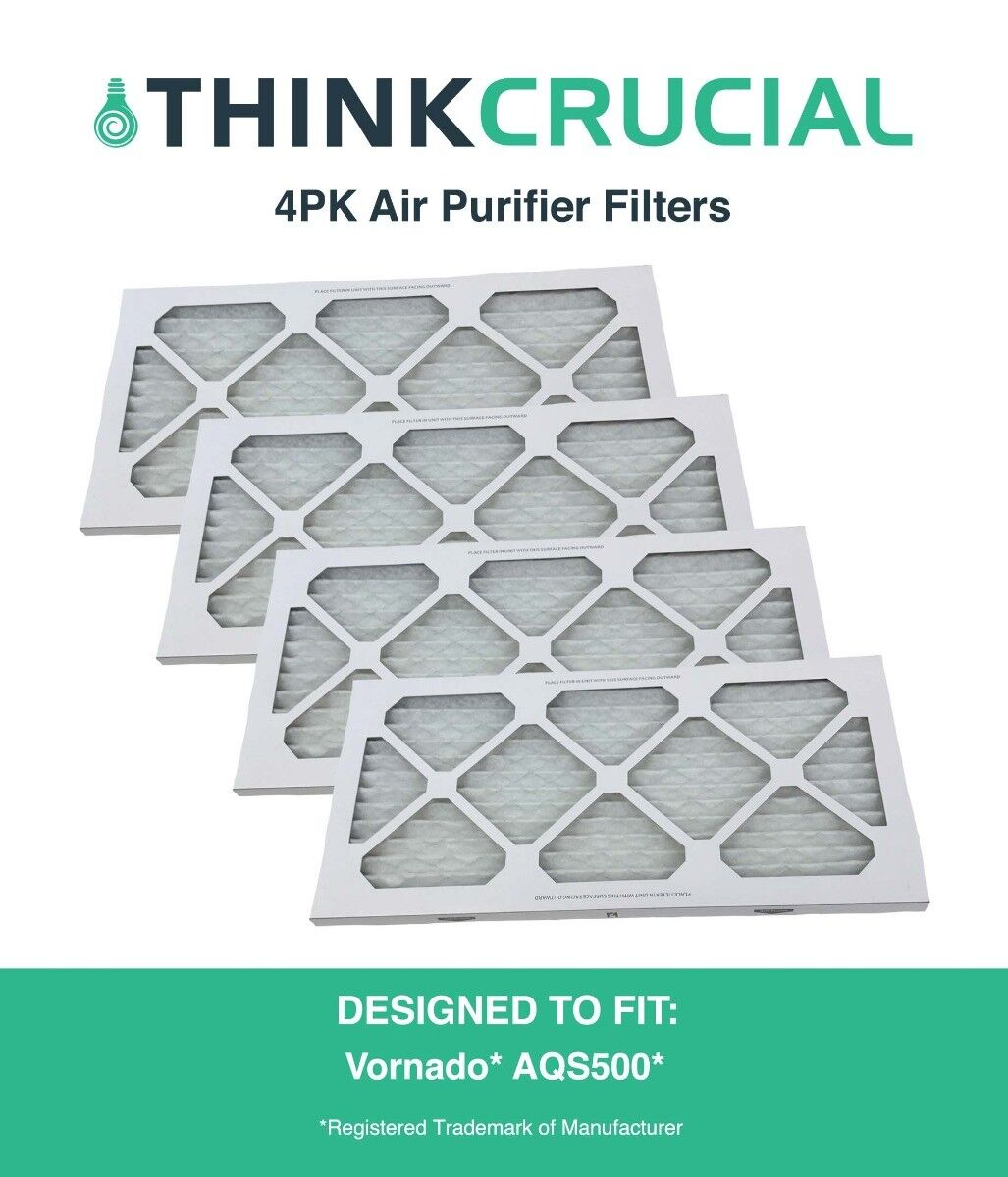 4 replacements crucial air humidifier wick filters