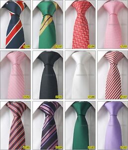 Wholesale-5-PCS-Woven-Silk-Slim-Skinny-2-5-Neck-Tie