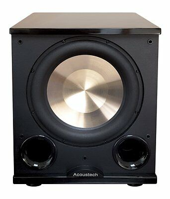 BIC Acoustech PL200II Sub woofer NEW MODEL  PL-200ii - NEW SERIES! 1000 WATTS!
