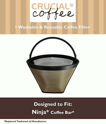 Replacement Ninja Coffee Bar Washable & Reusable Coffee Filter