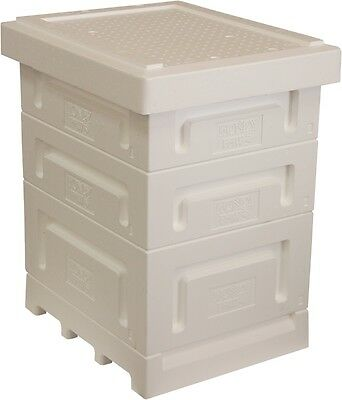 Complete Poly Hive Honey Paw Langstroth