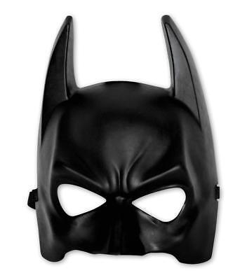 Batman Maske DC Comic Kostüm Zubehör Halloween Fasching Einheitsgröße Erwachsene