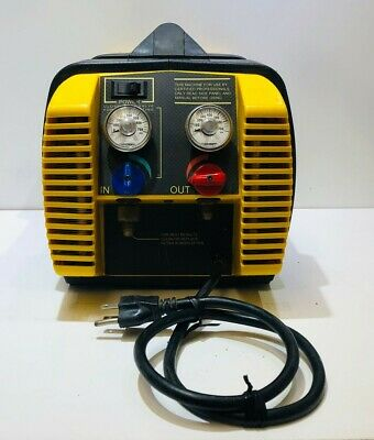 Appion G5 Twin G5twin Cylinder Ac Refrigerant Recovery Machine Unit