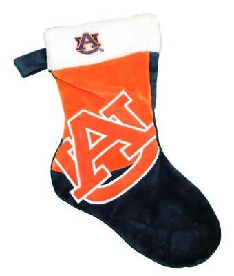 Logo Plush Stocking (Auburn Tigers 2018 NCAA Basic Logo Plush Christmas)