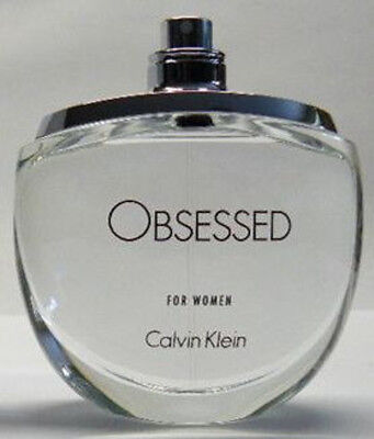 OBSESSED by Calvin Klein perfume for women EDP 3.3 / 3.4 oz New Tester