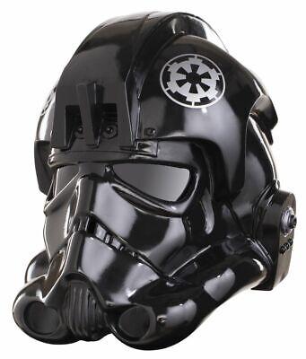 Rubies Star Wars Supreme Tie Fighter Helmet Halloween Costume Accessory 65006 - Tie Fighter Halloween Costume