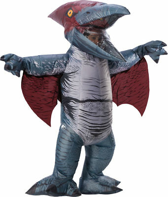 Rubini Jurassic World Pteranodon Dinosauro Gonfiabile Costume Halloween 821149