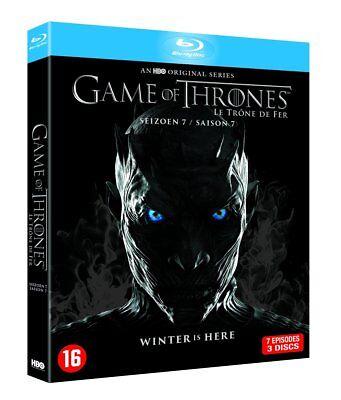 Game of Thrones  Staffel 7 Blu-ray  Deutscher Ton NEU