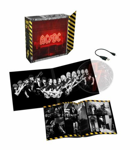 AC/DC ** Power Up **BRAND NEW DELUXE EDITION CD BOX SET