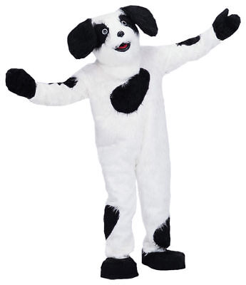 Morris Costumes Adult Unisex Sheep Dog Mascot Complete Outfit One Size. CM69015 - Sheep Adult Costume