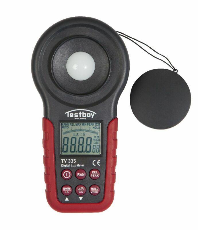 Testboy TV 335 LED Luxmeter
