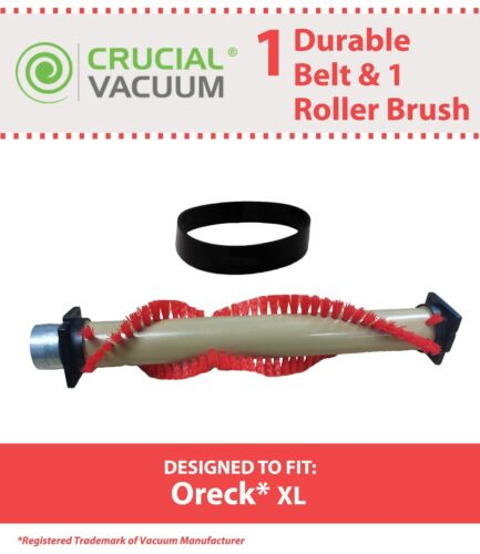 Replacement Oreck XL Roller Brush & 1 Belt Part # 016-1152