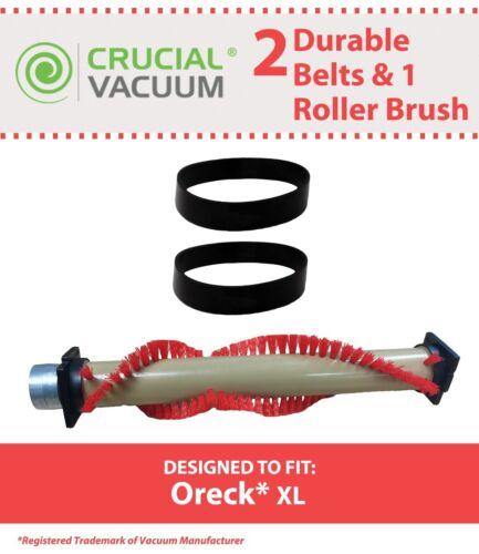 Replacement Oreck XL Roller Brush & 2 Belts Part # 016-1152