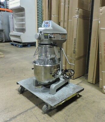 Globe Sp20 Commercial 20 Qt Mixer 110 V Single-phase