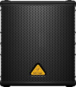 Behringer B1200D-PRO Active Subwoofer Powered Sub 500W Class-D amplified