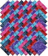 African Batik Fabric