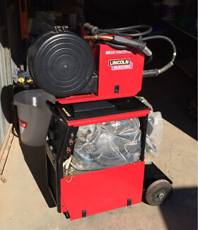 LINCOLIN ELECTRIC 255S REDI-MIG Welder Port Wakefield Wakefield Area Preview