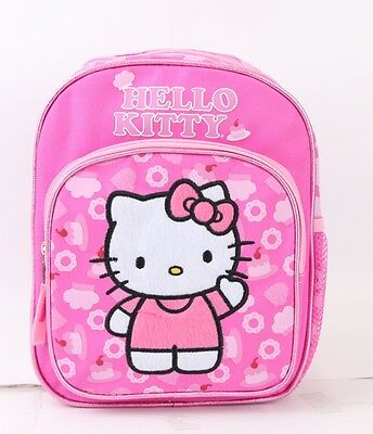 Hello Kitty Cupcake Girls Small Backpack 10