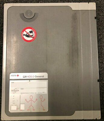 Agfa Cr Hd5.0 General Cassette 24x30 - Directrix