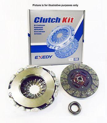 EXEDY BRAND Clutch Kit For Mitsubishi L200 B40 2.5DID 3/06>ON
