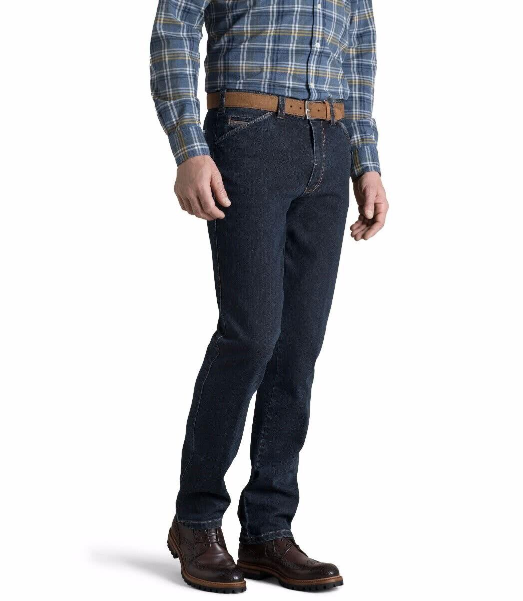 MAC Arne 01 Old Legend Wash Hommes Cinq Poches Denim Jeans h662