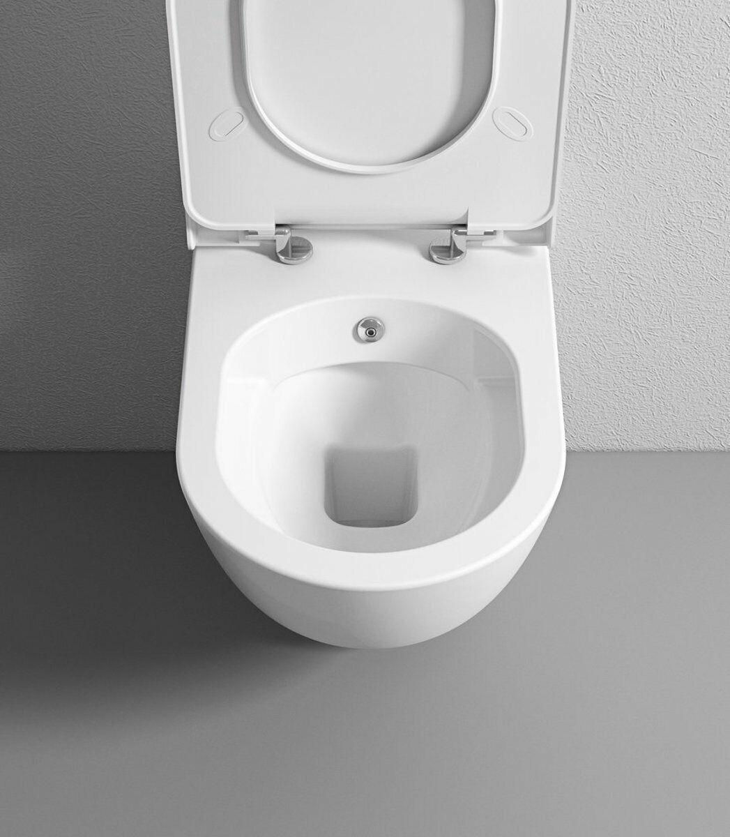 Hänge Dusch WC Taharet Bidet Funktion Toilette Aloni inkl. Softclose Deckel