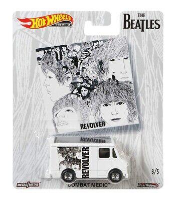 Hot Wheels 2019 Pop Culture The Beatles