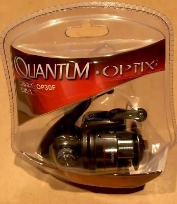 Quauntum Optix Op30f Fishing Spinning Reel, used for sale  Red Deer