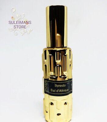 Bal d'Afrique BYREDO - 14ml perfume in gold luxury spray bottle! Parfum segunda mano  Embacar hacia Spain
