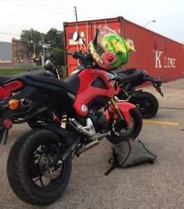 Looking for Z125/grom Riders in the niagara region