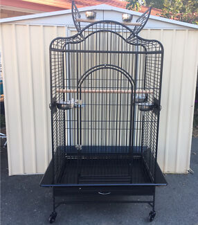 BRAND NEW - very LARGE gorgeous cage on wheels $450ea BARGAIN!